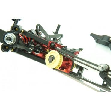 TQ 4mm Low Profile Male Bullet - 2 pcs