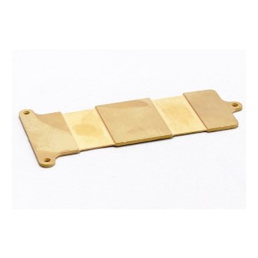 BRASS BATTERY PLATE