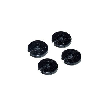 SHOCK SPRING RETAINER - 4PCS
