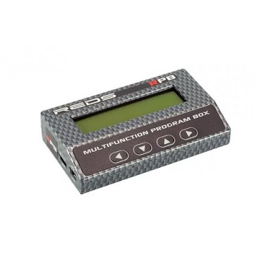 REDS LCD Programming Box...