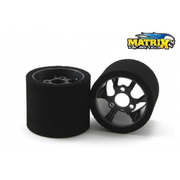 Matrix 1/12 Foam Tire REAR...