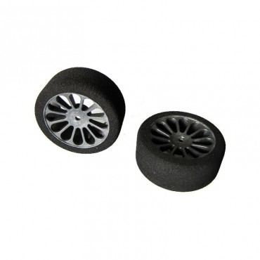 PAIR REAR TIRES SH 40 - PRE...