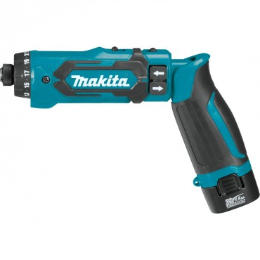 Makita's 7.2v Lithium-Ion...