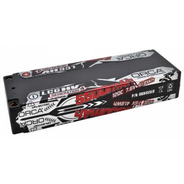 ORCA Li-Po Battery 2S 7,6V...