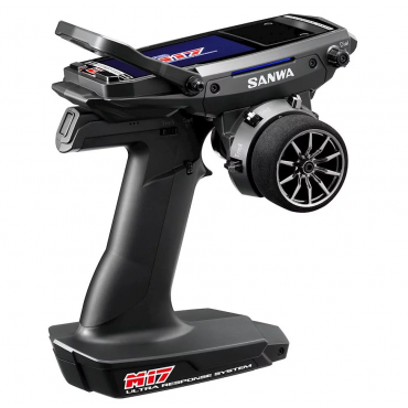 SANWA M17 + RECEIVER RX491