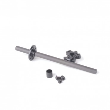 1/12 CARBON SPOOL AXLE + CLAMP