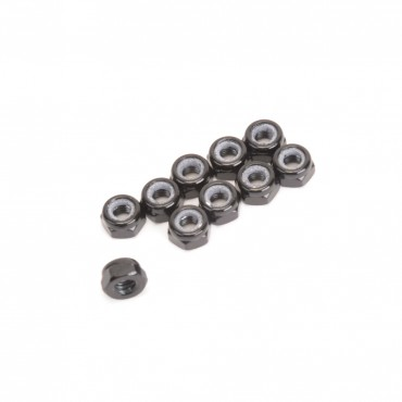 M3 ALLOY NYLOC NUTS-LOW...