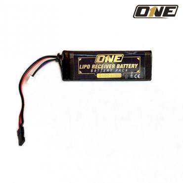 ONE LiPo RX Battery 2450mAh