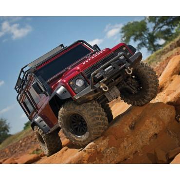 TRAXXAS TRX-4 Scale & Trail...